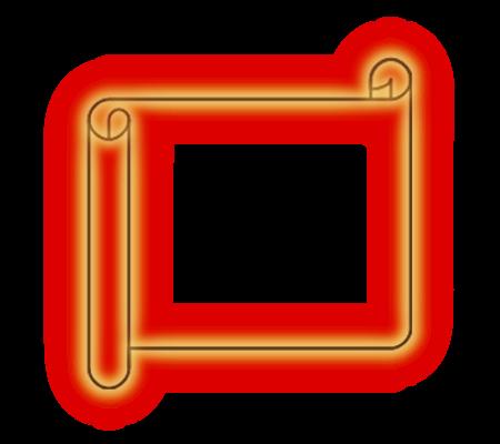 рамка свиток картинка фото логотип аватар скачать