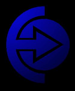 стрелка красивая необычная картинка фото логотип аватар скачать