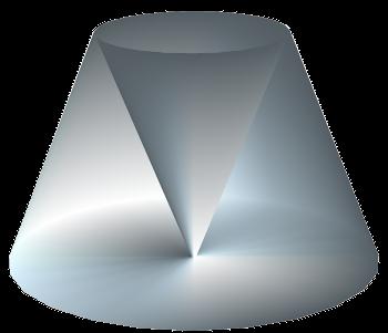 3D фигуры конус дизайна сайтов картинка рисунок фото скачать