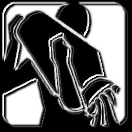 знак зодиака водолей хром картинка фото логотип аватар скачать