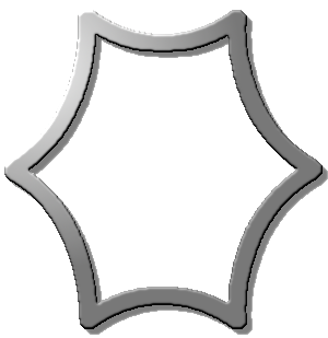 звезда шерифа символ рисунок картинка фото инфографика изображение