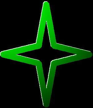 полярная звезда зелёный смотреть темы сайт картинки фото эффекты