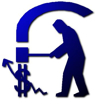 сценка молот кузнец деньги картинка фото логотип аватар скачать