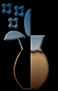 ваза цветы картинка фото логотип аватар скачать