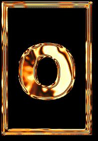 о буква алфавит золото рамка картинка фото русский красивый бесплатно скачать