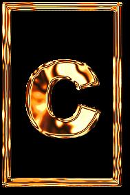 с буква алфавит золото рамка картинка фото русский красивый бесплатно скачать