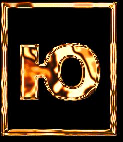 ю буква алфавит золото рамка картинка фото русский красивый бесплатно скачать