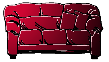 мебель диван clipart клипарт кнопки сайта оформление