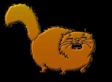 толстый кот картинка фото логотип аватар скачать