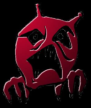 курсы по созданию сайтов с нуля, курсы по созданию сайтов в москве, курсы по созданию сайтов спб, картинка чудовище монстр
