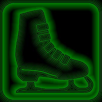 коньки фигурное катание картинка фото логотип аватар скачать табличка