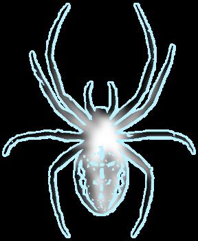 паук крестоносец clipart клипарт кнопки сайта оформление символ