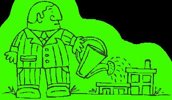 риэлтор строитель clipart клипарт кнопки сайта оформление символ