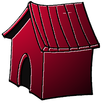 dog kennel click button download photo picture images clipart free