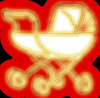 детская коляска картинка фото логотип аватар скачать табличка