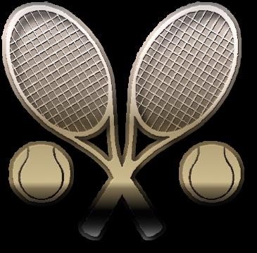 ракетки теннис спорт мяч рисунок изображение скачать бесплатно сценка