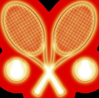 ракетки теннис спорт мяч графика знак скачать бесплатно без регистрации