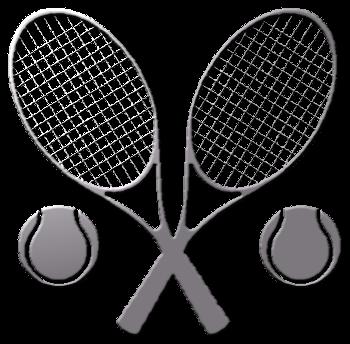 ракетки теннис спорт мяч clipart клипарт кнопки сайта оформление символ