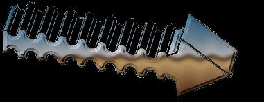рифлёная стрелка картинка фото логотип аватар скачать табличка