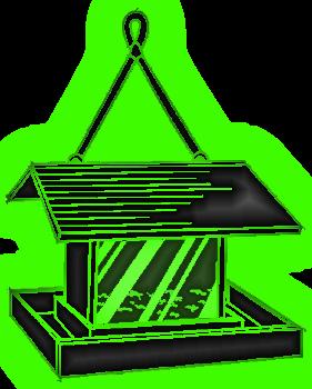 кормушка птиц домик картинка фото логотип аватар скачать табличка