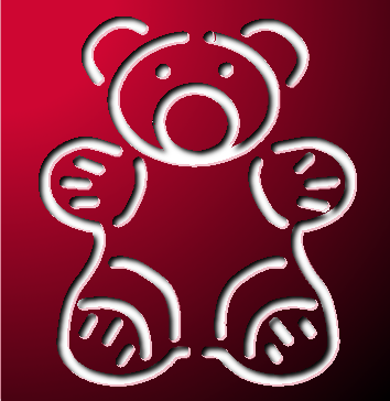 teddy bear click button download photo picture images clipart free