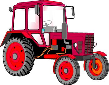 80 картинка трактор рисунок фото сельхозтехника скачать бесплатно мтз
