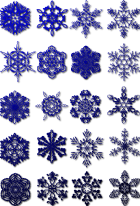 snowflake set of courses creating websites online click button download photo picture images clipart free